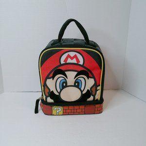 Nintendo Super Mario Dual Compartment Kids Lunch B